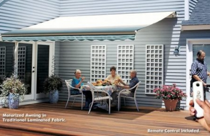 Sunsetter Awnings By D L Gibson Ent Awning Shade Fabric
